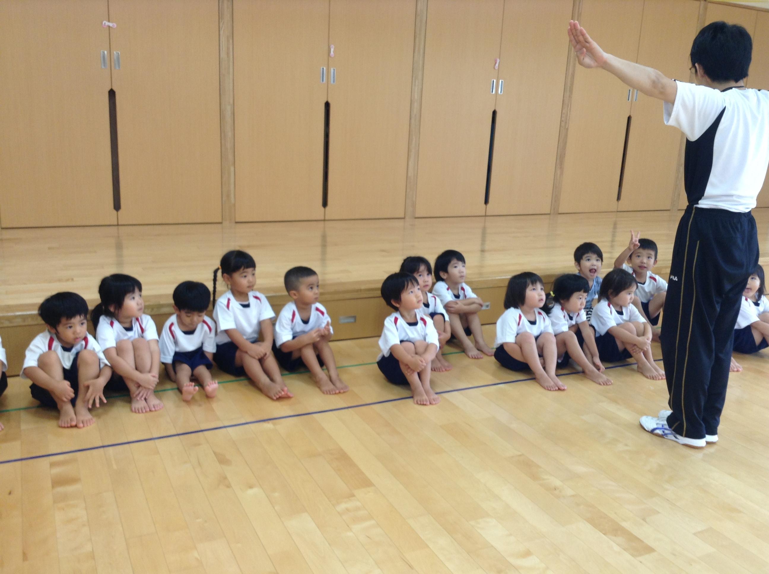 ♡せみぐみ♡体操教室♡