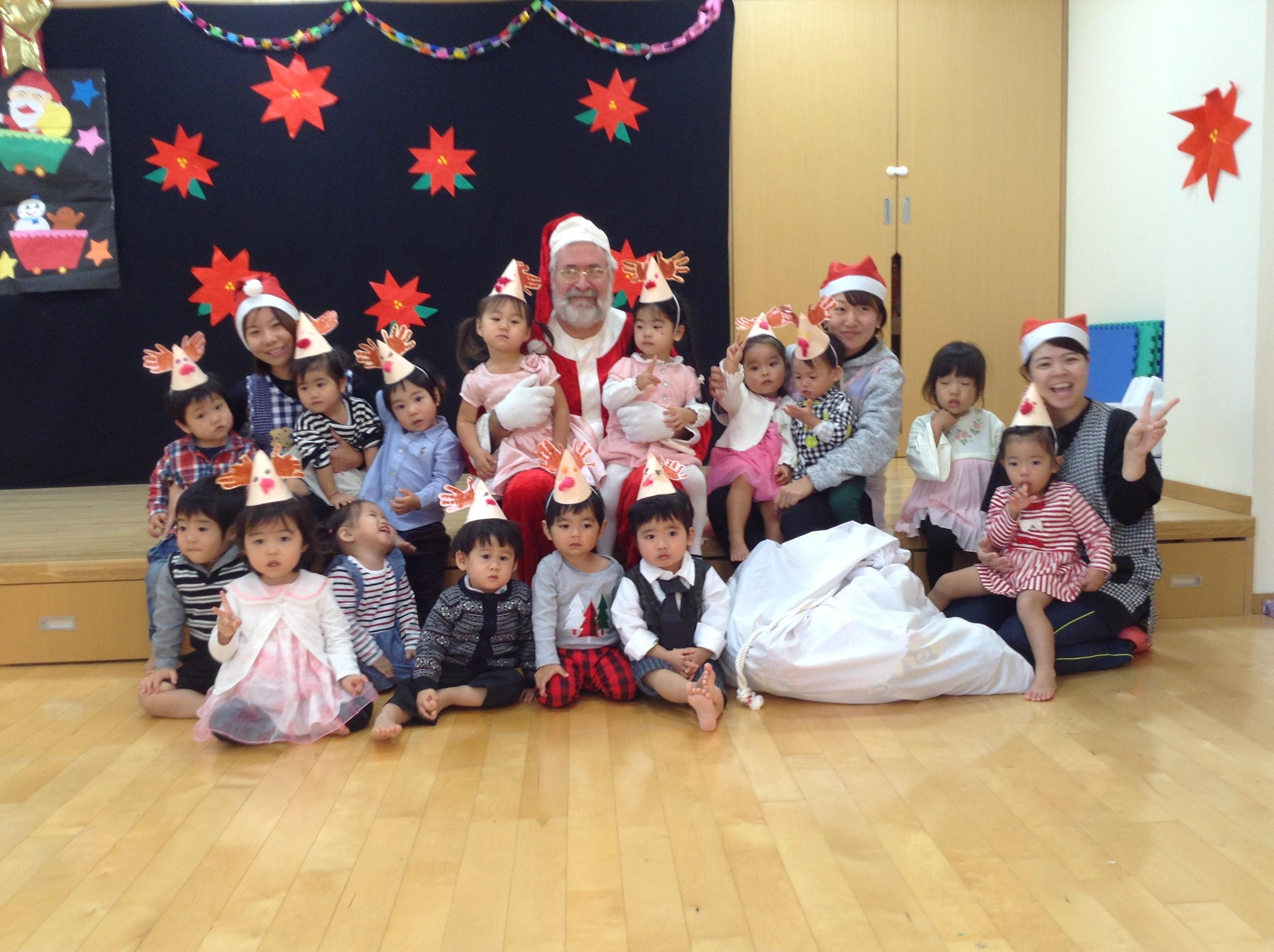☆楽しかったクリスマス会☆